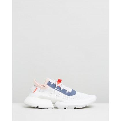 Pod-S3.1 - Unisex Feather White & Grey by Adidas Originals