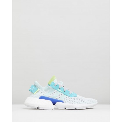 Pod-S3.1 - Women's Ice Mint & Ecstasy Mint by Adidas Originals