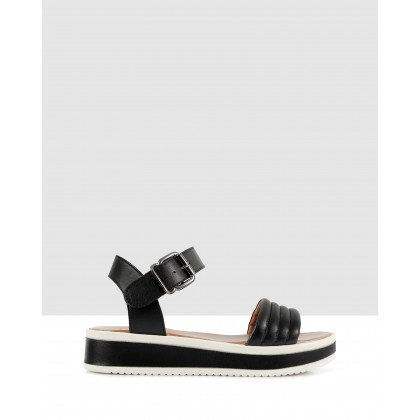 Pompea Flatforms Black by S By Sempre Di