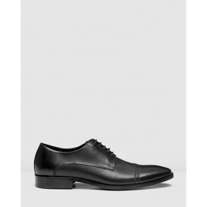 Pratt Lace Ups Black by Aquila
