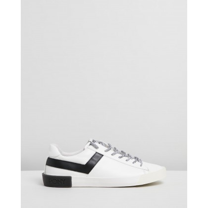 Pro Corpo Sneakers Cloud Dancer & Black by Pony