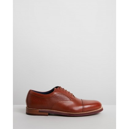 Quidion Tan Leather by Ted Baker