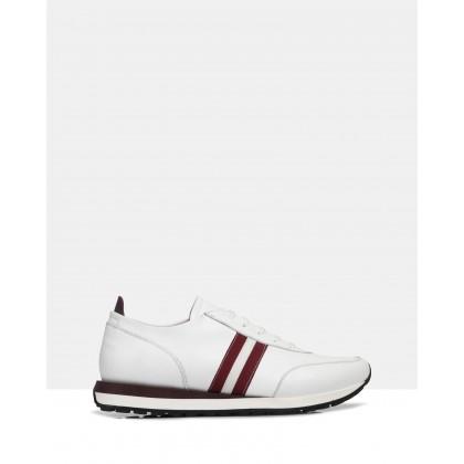 Rankin Sneaker White by Brando