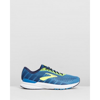 Ravenna 10 - Men's Blue, Navy & Nightlife by Brooks