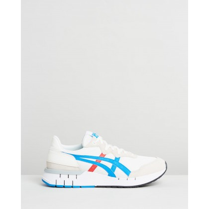 Rebilac Runner Cream & Directorie Blue by Onitsuka Tiger