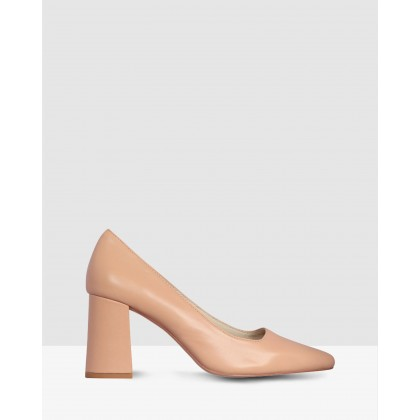 Reese Nude Leather by Nude