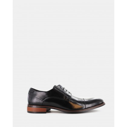 Regan Dress Shoes Black by Wild Rhino