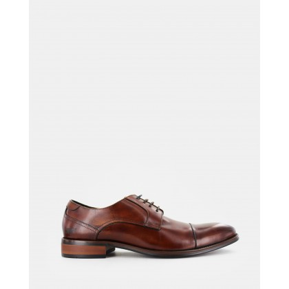 Regan Dress Shoes Tan by Wild Rhino