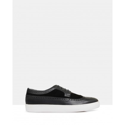 Reid Sneakers Black by Brando