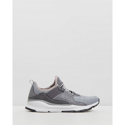 Relven - Arkson - Men's Light Grey by Skechers