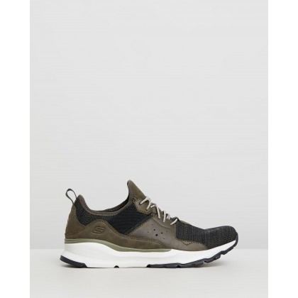 Relven - Arkson - Men's Olive by Skechers