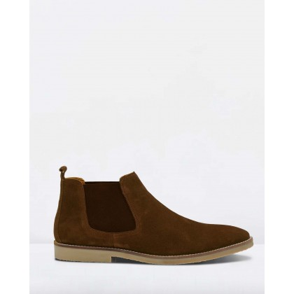 Renny Boots Tan by Oxford