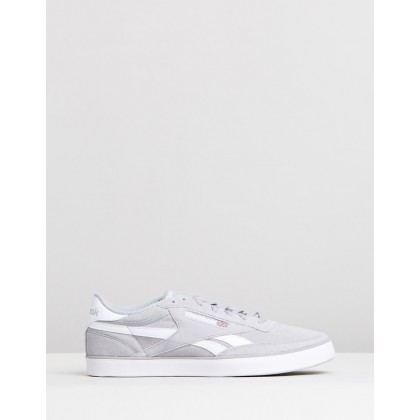 Revenge Plus - Unisex True Grey & White by Reebok