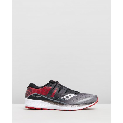 Ride ISO - Men's Grey & Black by Saucony