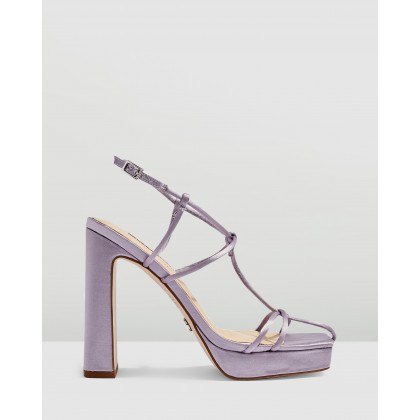 Riga Heels Lilac by Topshop