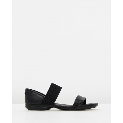 Right Nina Black by Camper