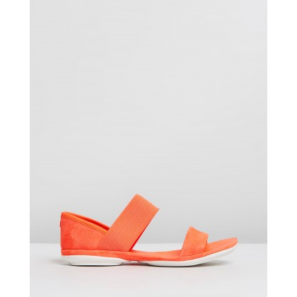 Right Nina Medium Orange by Camper