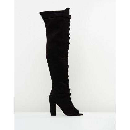 Riley Black by Iris Footwear
