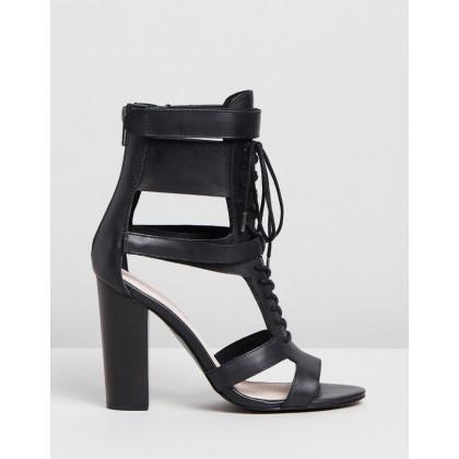 Robin Black by Iris Footwear