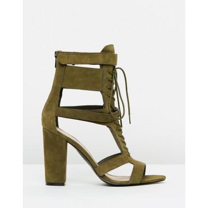 Robin Khaki by Iris Footwear