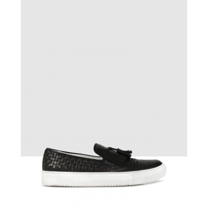 Rofen Sneakers Black by Brando