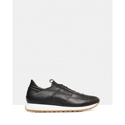 Rogan Sneakers Black by Brando