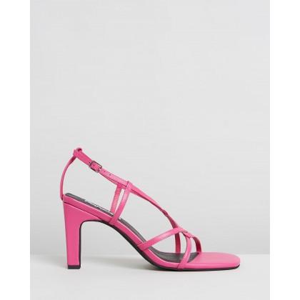 Romeo Heels Hot Pink by Caverley