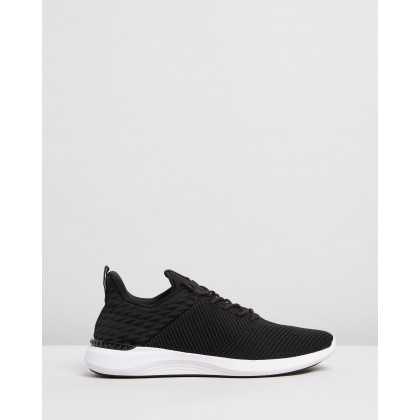 RPPL Lace-Up Sneakers Black & White by Aldo