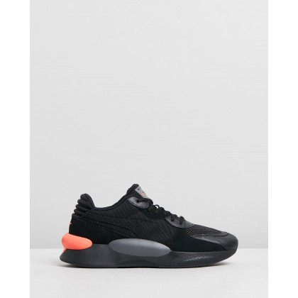 RS 9.8 Cosmic Trainers - Unisex Puma Black by Puma