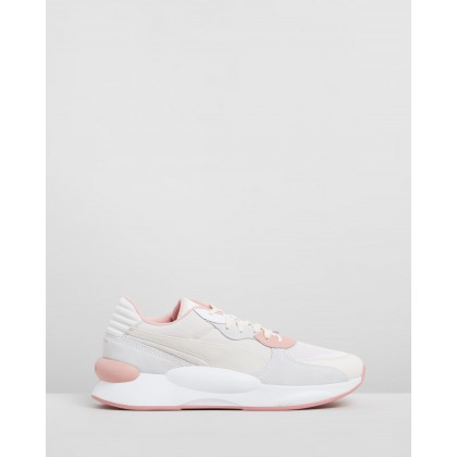 RS 9.8 Space Pastel Parchment & Puma White by Puma