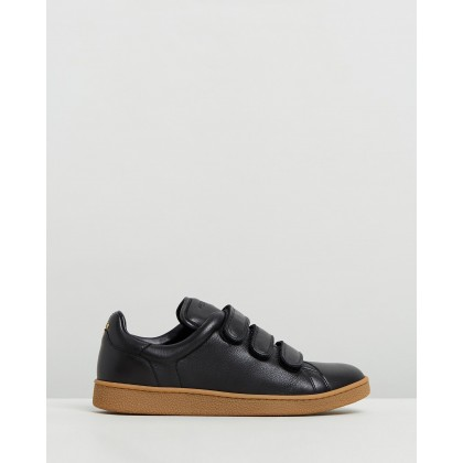Run Sneakers Noir by Jerome Dreyfuss