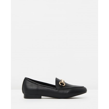 Sabine Loafers Black by Spurr