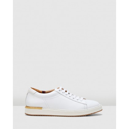 Sabine Sneakers White by Hush Puppies