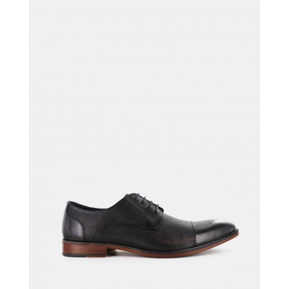 Sachs Dress Shoes Black by Wild Rhino