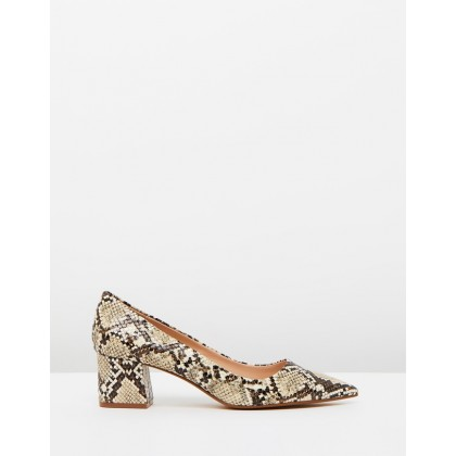 Sally Shoes Neutrals by M.N.G