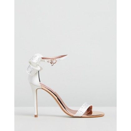 Sandalc Ivory Satin by Ted Baker
