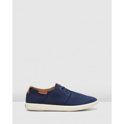 Savage Dark Navy by Hush Puppies