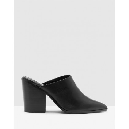 Savina Black by Steve Madden