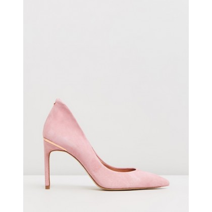 Savio 2 Rose Suede by Ted Baker