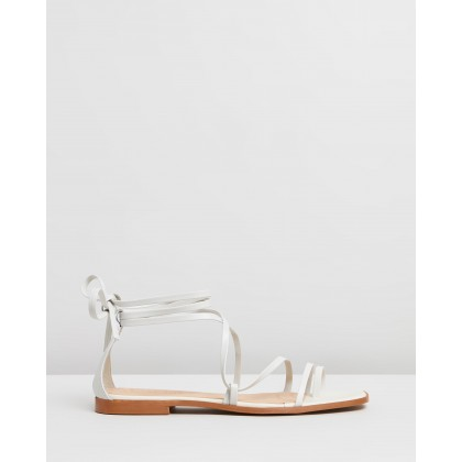 Seaweed White Leather by Office
