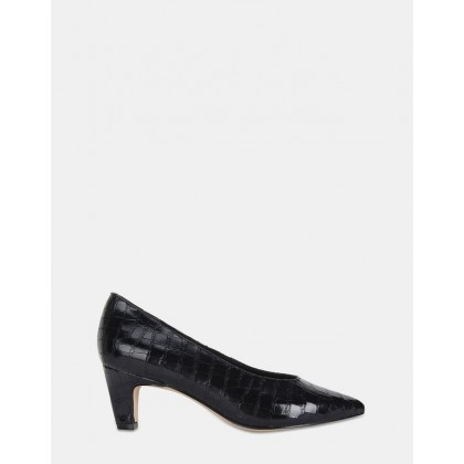 Seduce BLACK CROC PRINT by Jane Debster