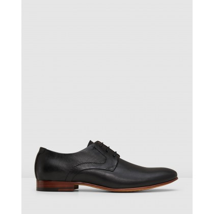 Selfton Lace Ups Black by Aq By Aquila