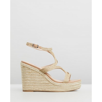 Sense Natural Raffia by Steve Madden
