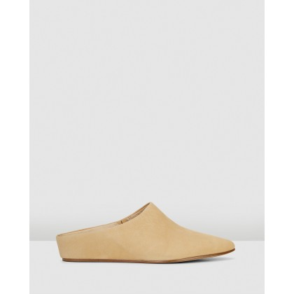 Sense Beau Light Tan Nubuck by Clarks