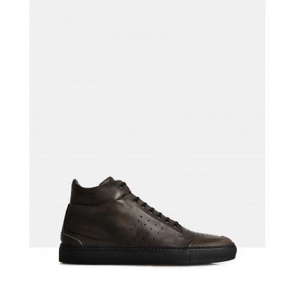 Sergio Sneakers Brown by Brando