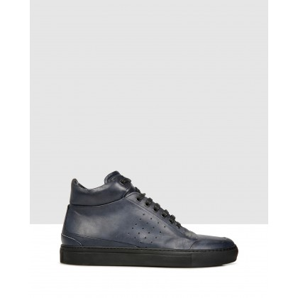 Sergio Sneakers Black by Brando