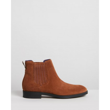 Sestry Tan Suede by Ted Baker