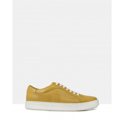 Seth Sneakers Yellow by Brando