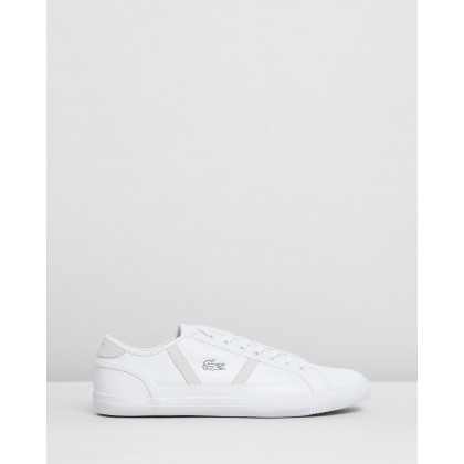 Sideline - Men's White & Gold by Lacoste