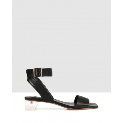 Sienna Sandals Black by Beau Coops